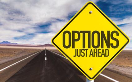 Options - Google alternatives